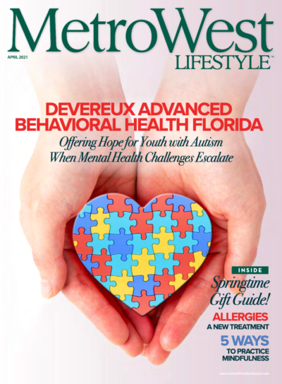 MetroWest Lifestyle magazine cover